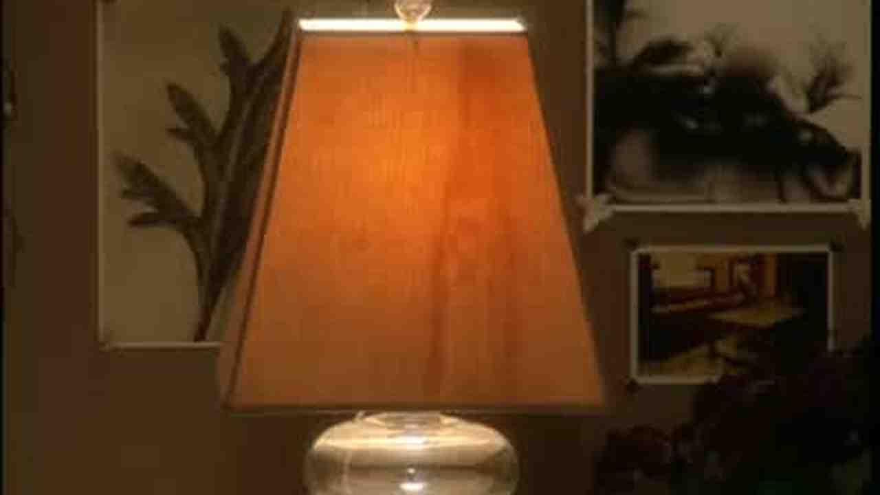 Video how to make a veneer lampshade martha stewart aloadofball Gallery