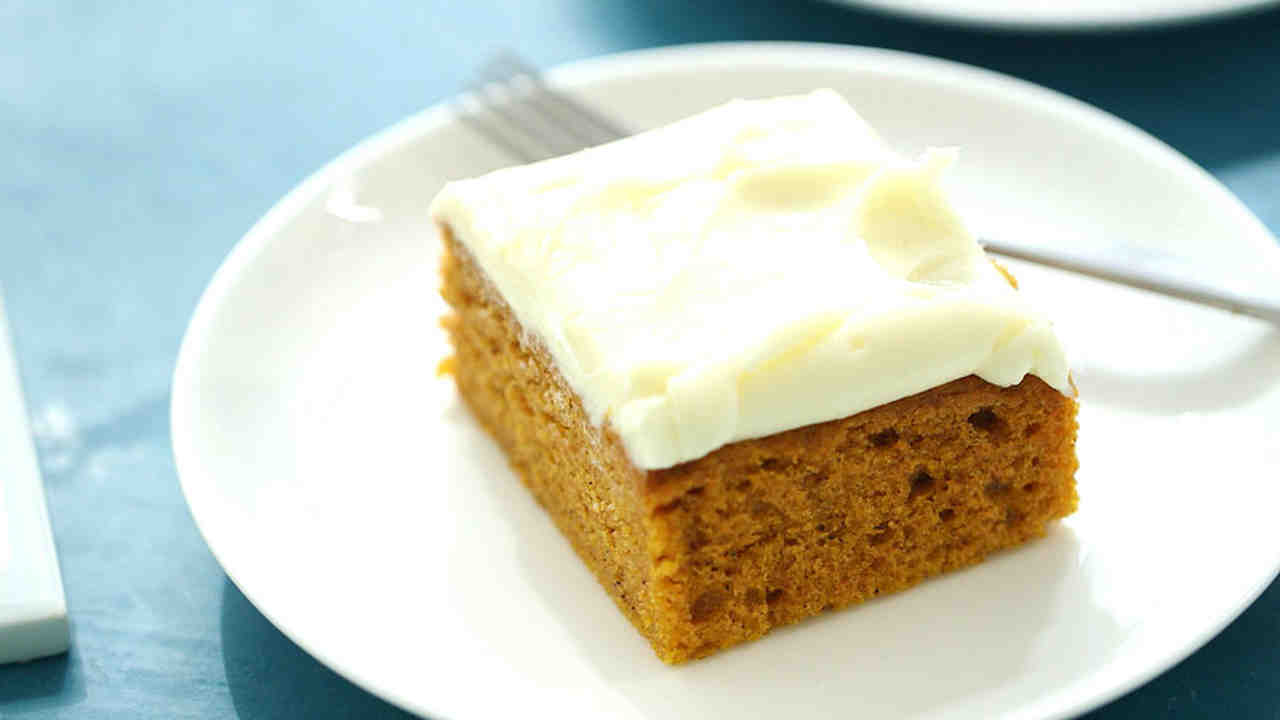 Martha Stewart Carrot Cake With Orange Cream Cheese Frosting