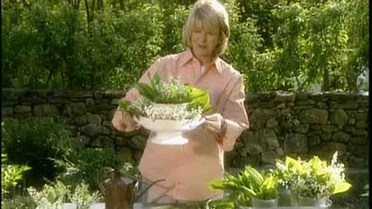 Video how to arrange lily of the valley flowers martha stewart izmirmasajfo