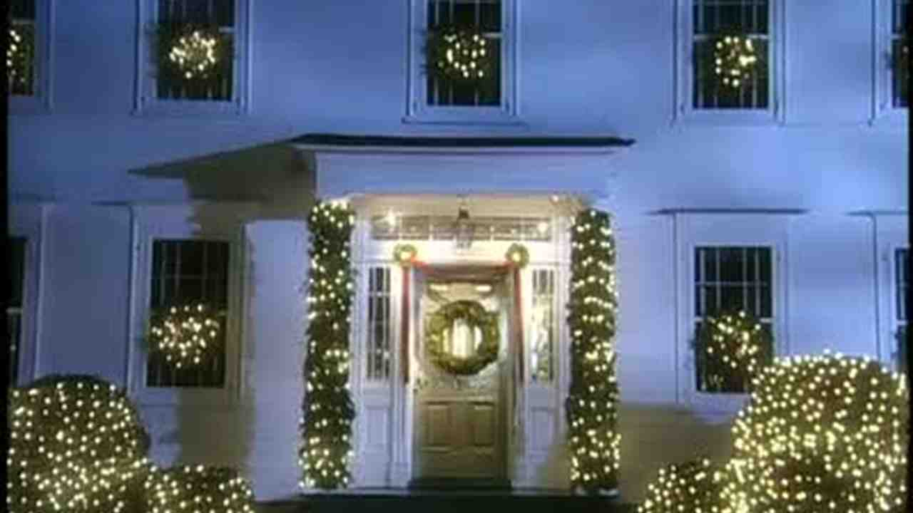 video decorating your home with outdoor lighting martha stewart