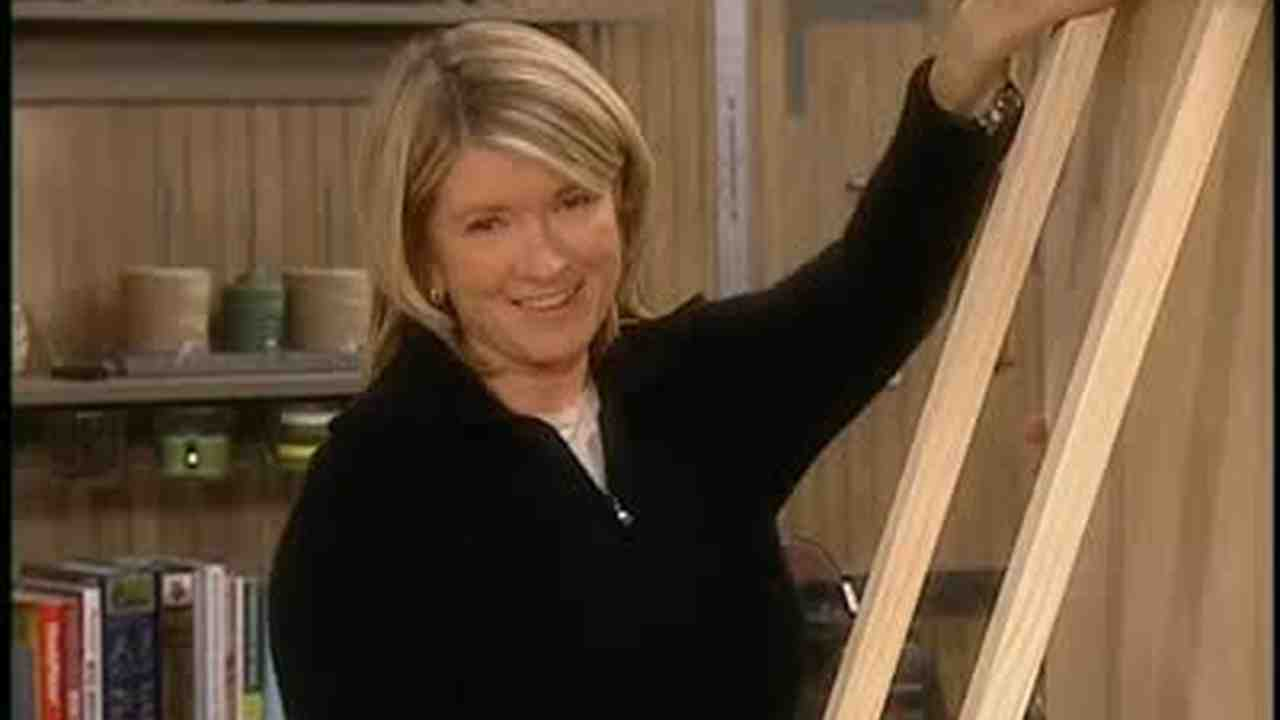 Video how to make a gate leg sewing table part 1 martha stewart watchthetrailerfo