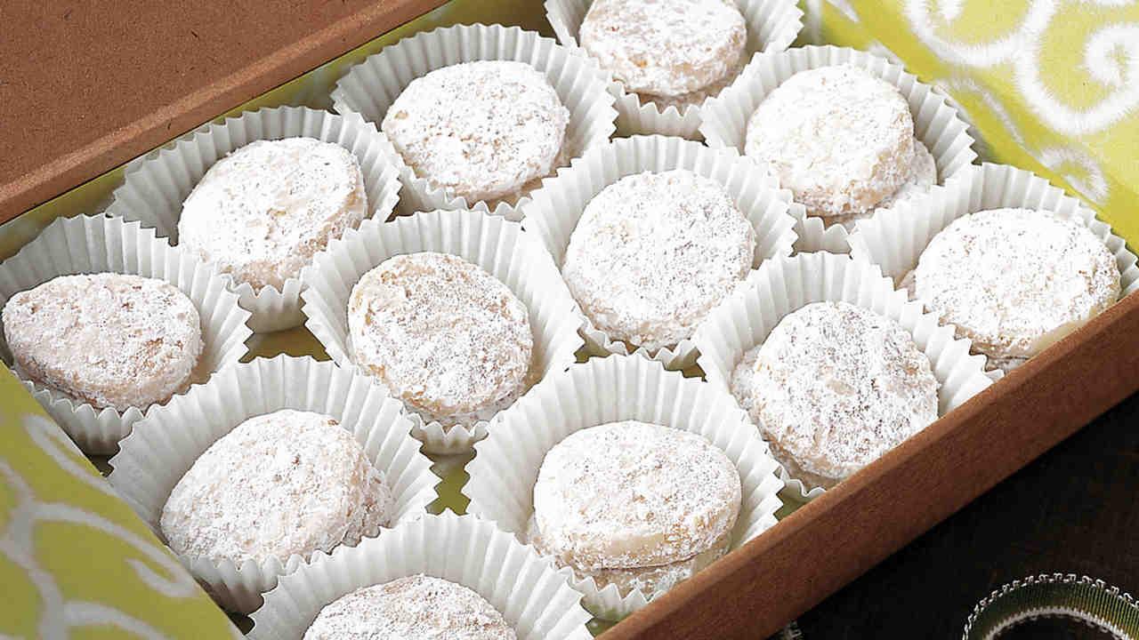 Shortbread Cookies Martha Stewart