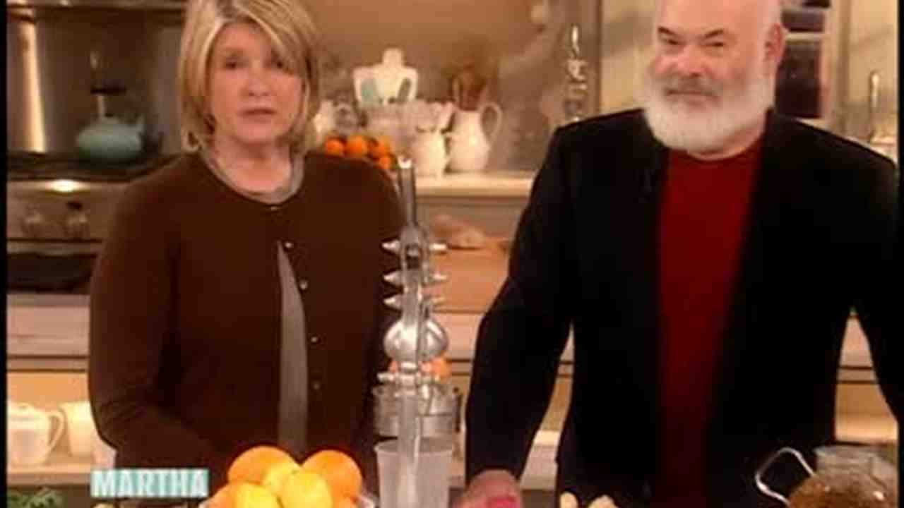 Video: Dr. Weil\'s Optimal Foods for Good Liver Health | Martha Stewart