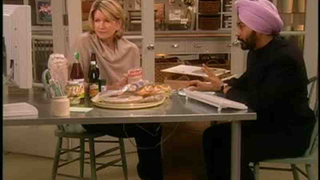 Parry Singh on Martha Stewart Show: EthnicGrocer.com