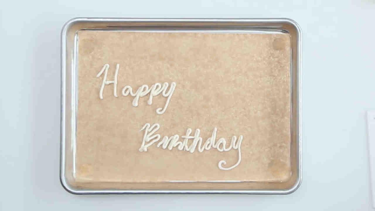 Video Favorite Birthday Cake Martha Stewart