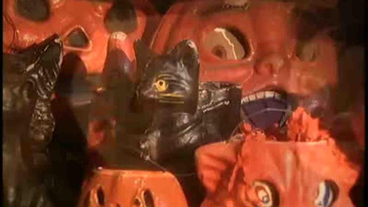 video: barbara trujillo's antique halloween collection | martha stewart