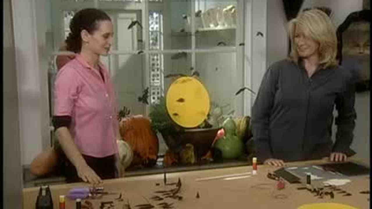 video how to make a haunted forest for halloween martha stewart rh marthastewart com