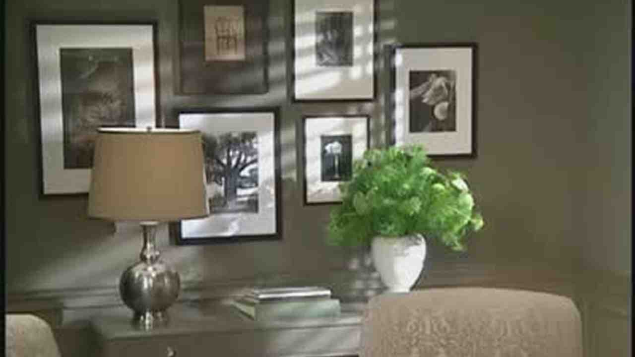 Video: Tips and Techniques on Matting and Framing Photos | Martha ...