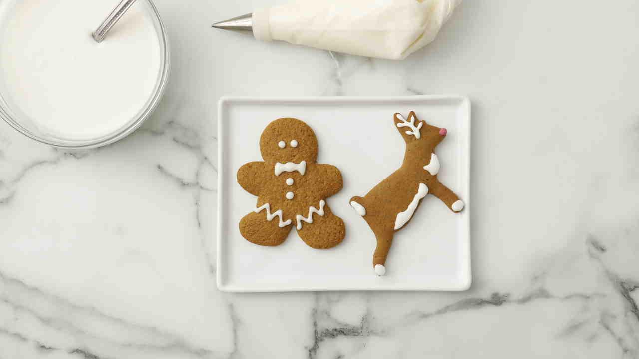 Royal Icing for Sugar Cookies