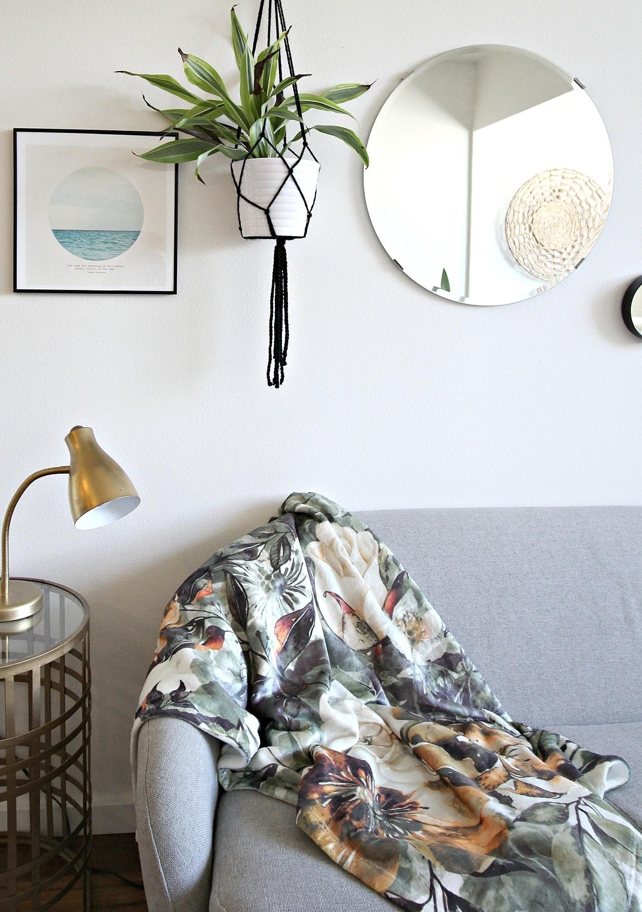 6 Amazing Decor Ideas for Your Rental Apartment | Martha Stewart