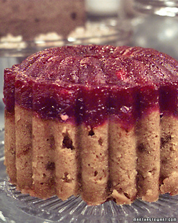 Cranberry Steamed Pudding Recipe Martha Stewart