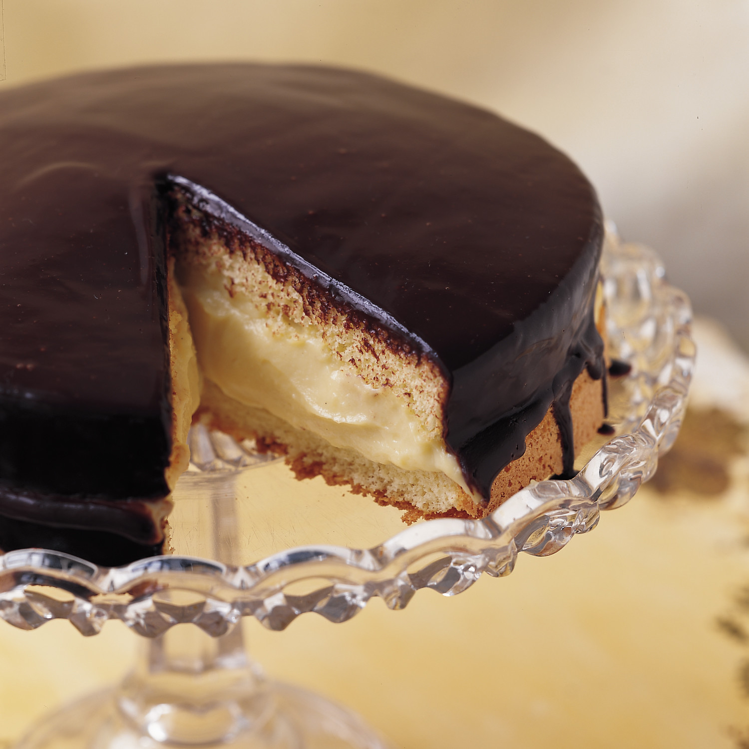 Boston Cream Pie Is Actually Cake
