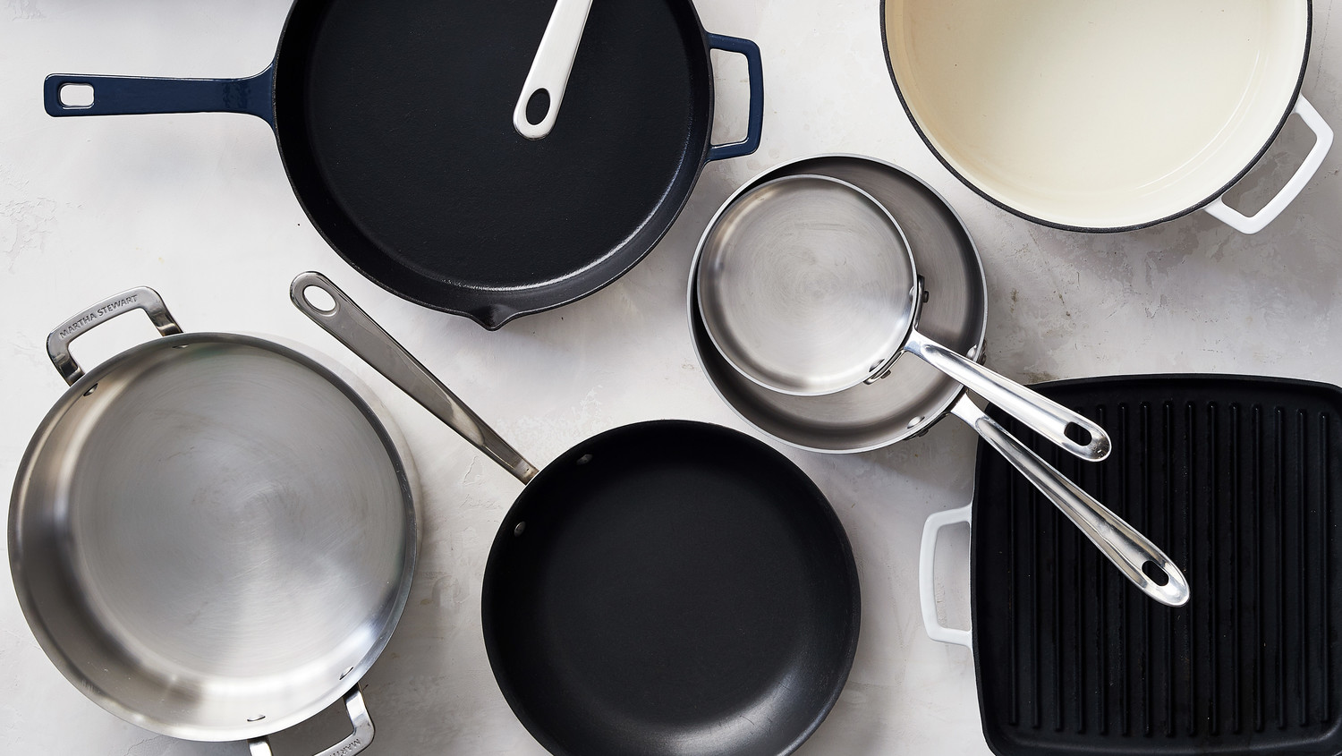 How to Take Care of a Stainless Steel Pan—and Never Scorch It Again