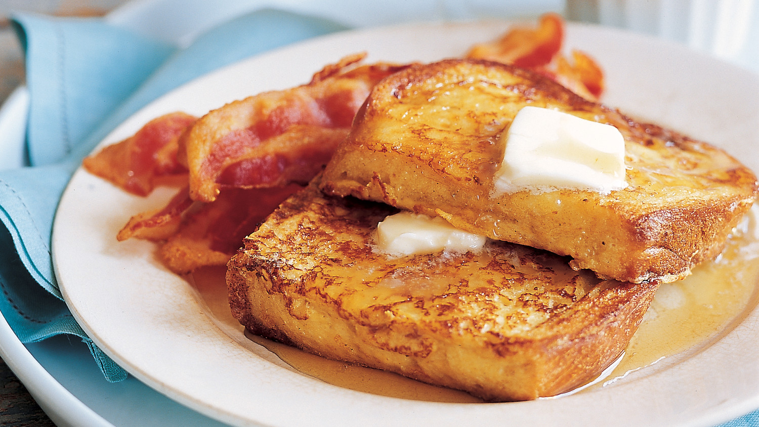 French Toast Recipe forecasting