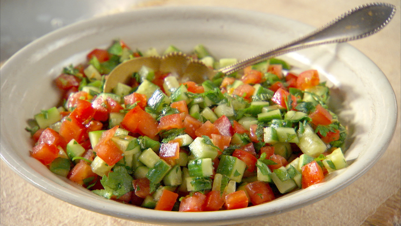 Israeli Salad Recipe Martha Stewart