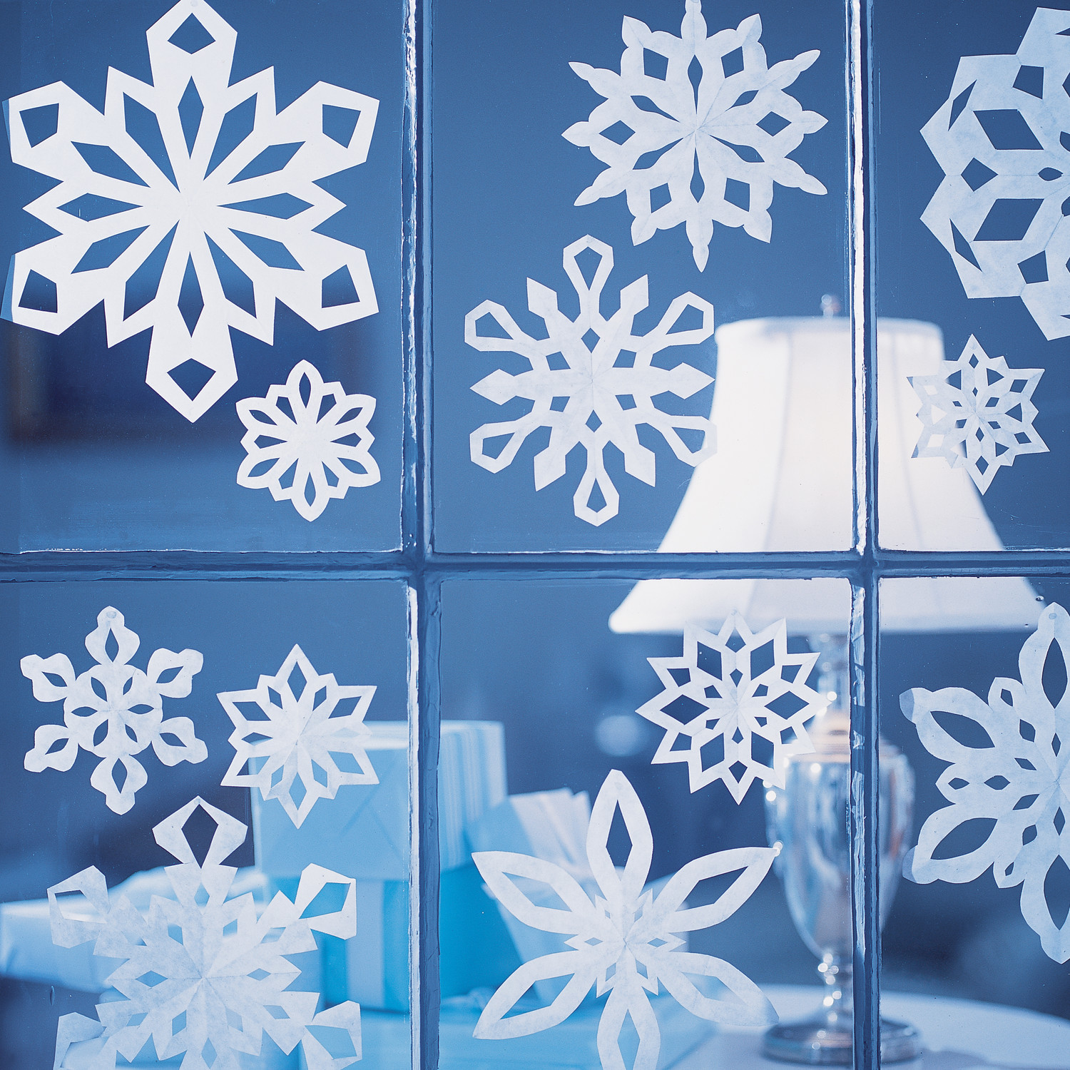 How to make paper snowflakes martha stewart solutioingenieria Images