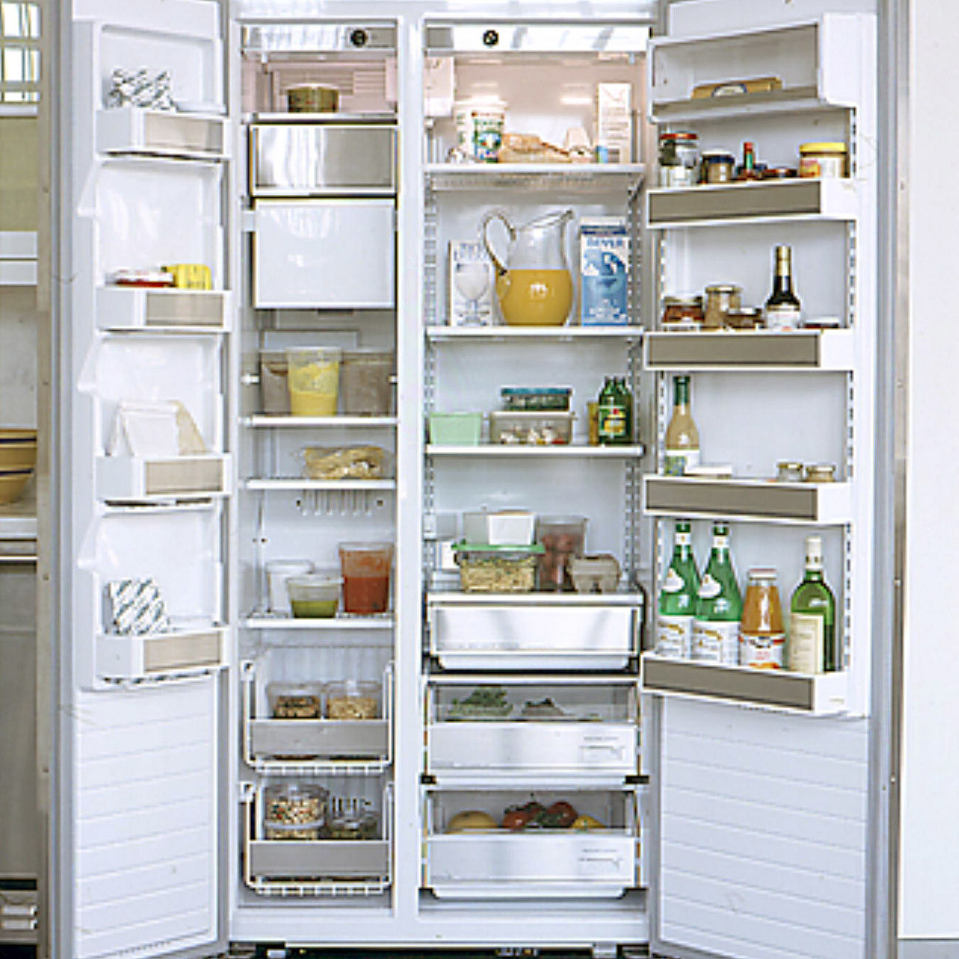 Cleaning Your Fridge | Martha Stewart on whirlpool refrigerator shelf, kenmore refrigerator shelf, frigidaire refrigerator shelf, samsung refrigerator shelf, amana refrigerator shelf,