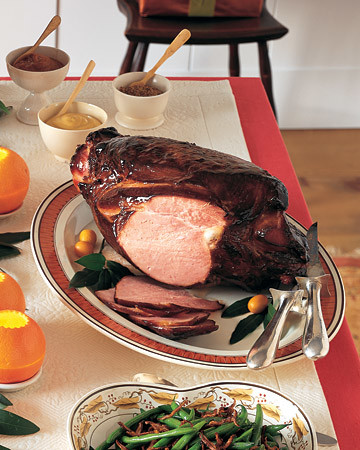 Maple Glazed Smoked Vermont Ham