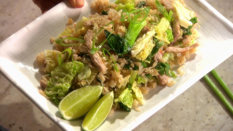 Video: Thai Fried Rice | Martha Stewart