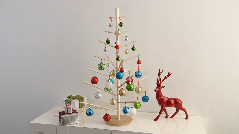 Video How To Dowel Mini Tree Martha Stewart