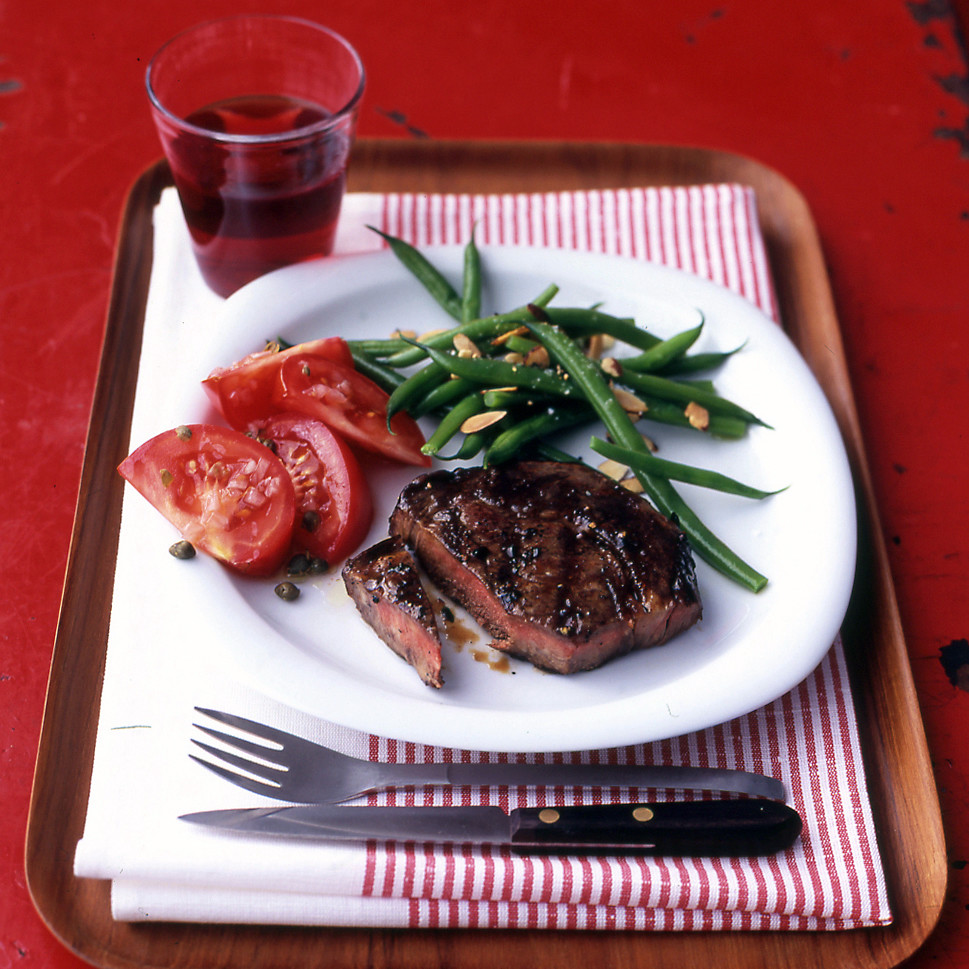 how to cook caribou steak