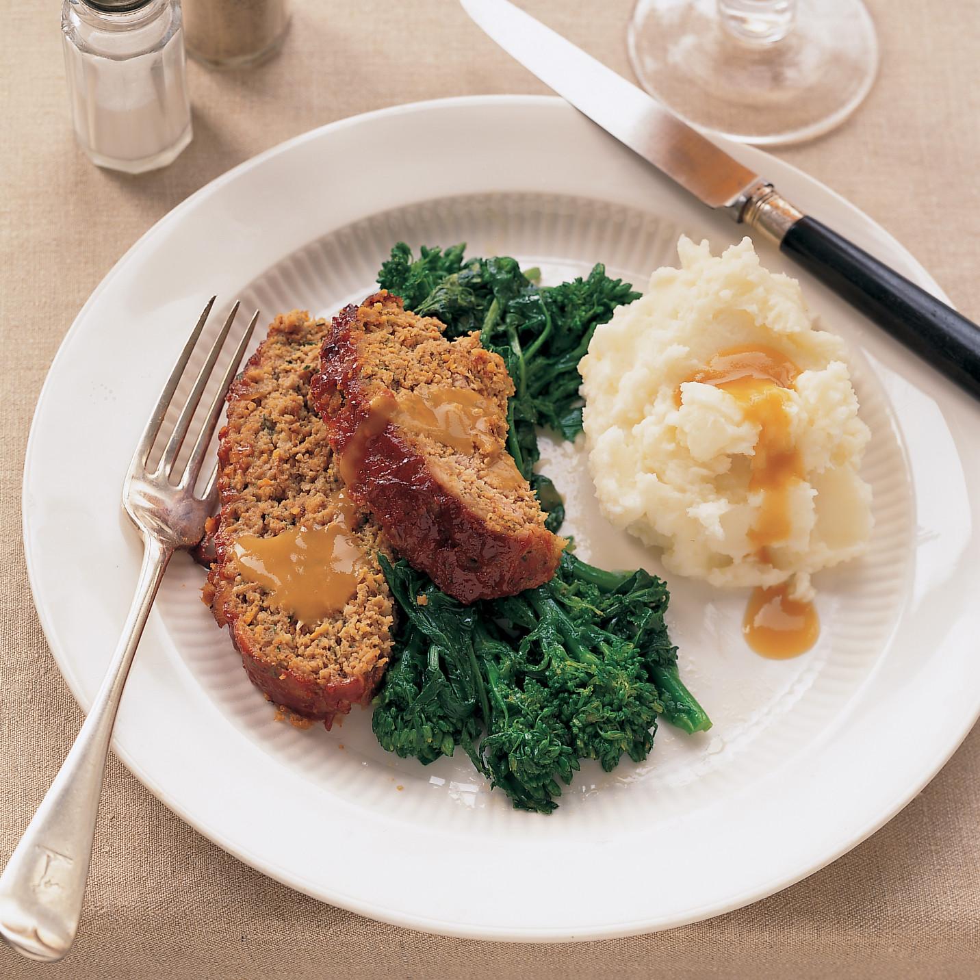 Everyday food meatloaf recipes