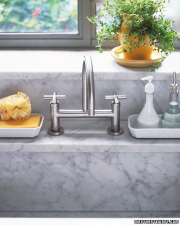 kitchen sink organizer martha stewart - Kitchen Sink Organizer