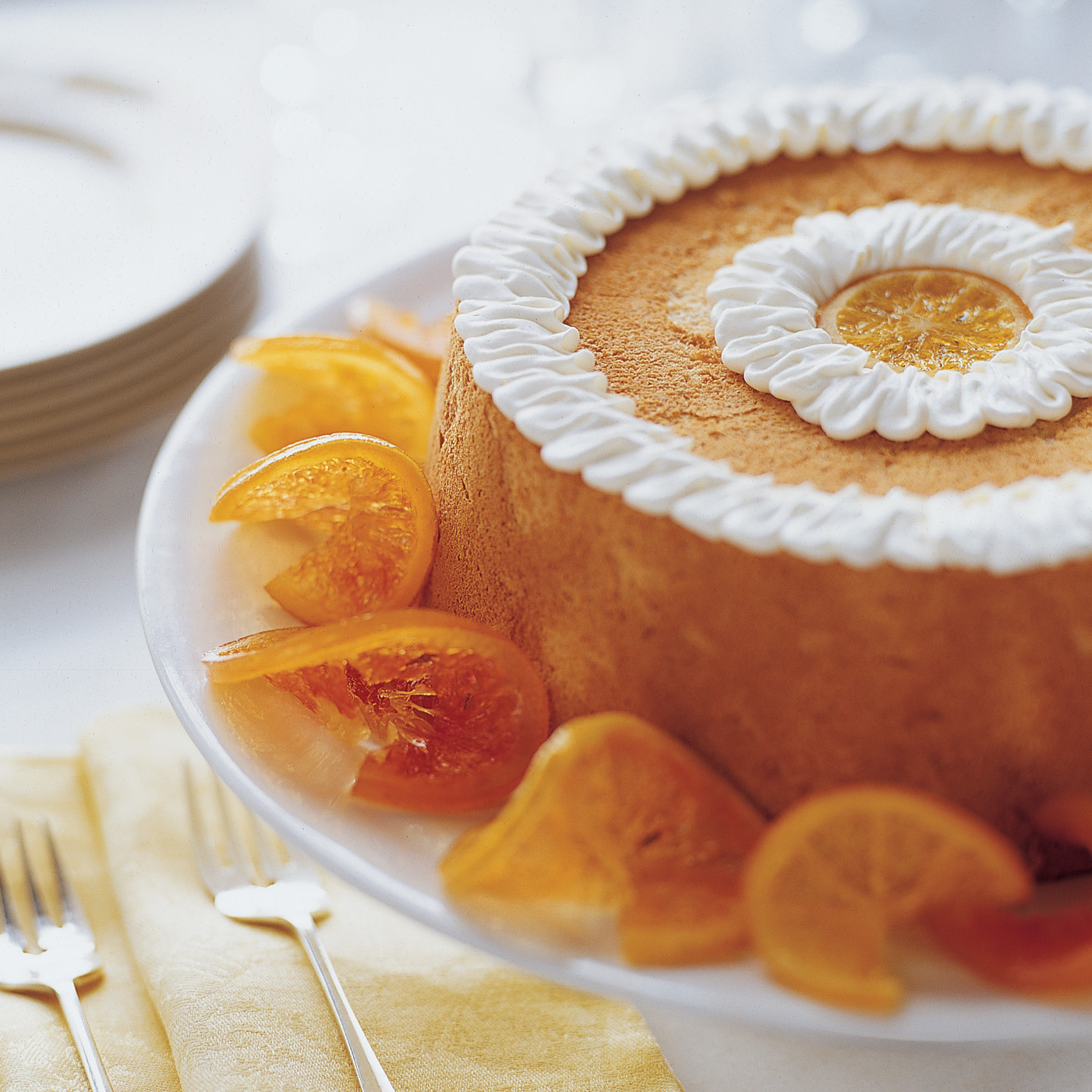 Orange Olive Oil Cake Recipe Martha Stewart