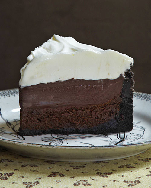Martha Stewart Chocolate Pudding Cake