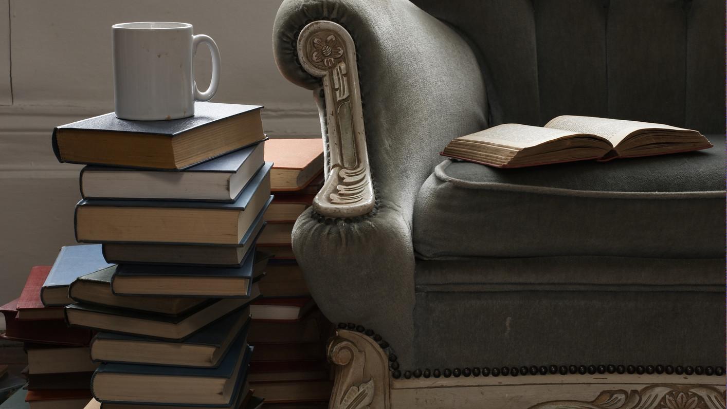 books-coffee-chair