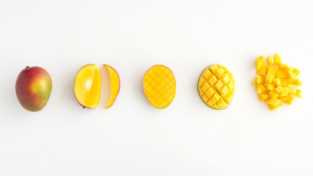 Video How To Cut A Mango Martha Stewart