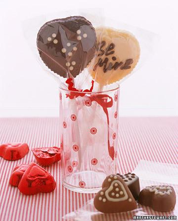 Personalized Chocolates | Martha Stewart
