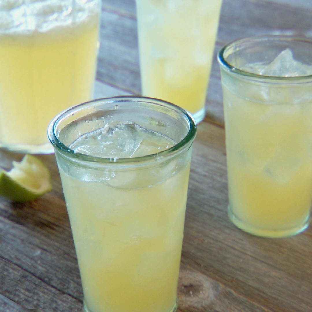 Lime Squash Drink Recipe Amp Video Martha Stewart