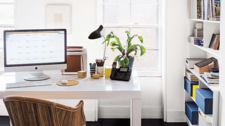 Clean Your Machines: The Home Office | Martha Stewart
