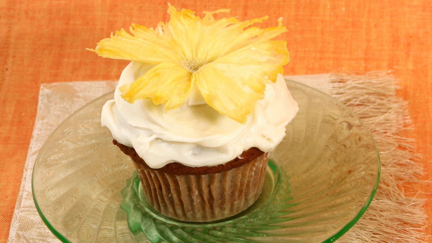 Hummingbird Cupcakes Recipe Amp Video Martha Stewart