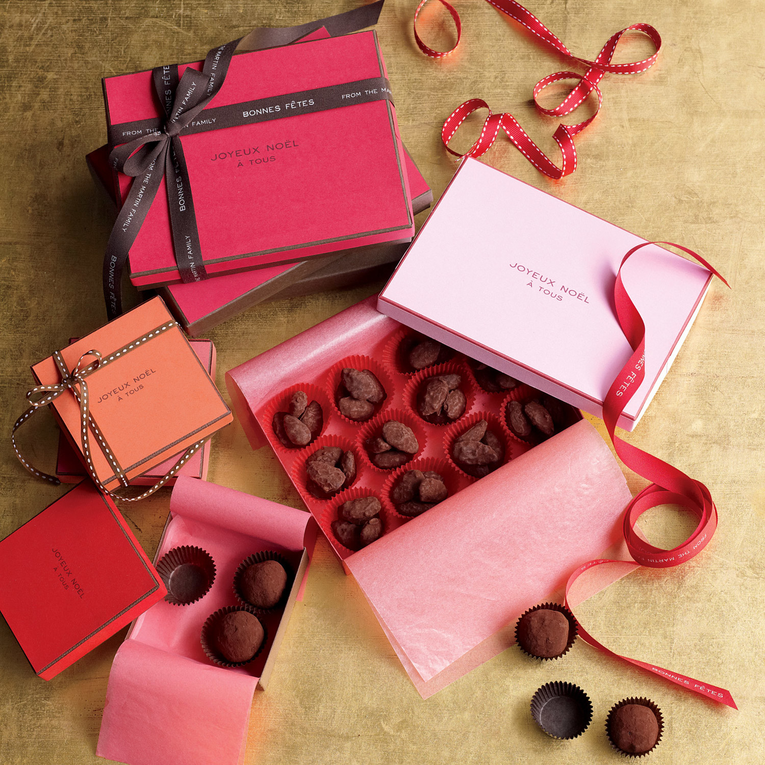 Personalized Candy Box | Martha Stewart