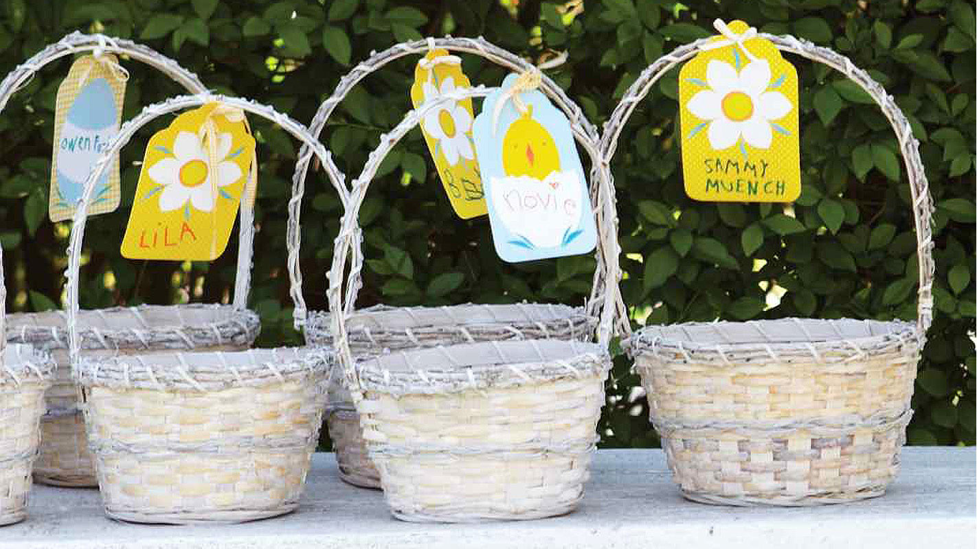 7 healthy easter basket ideas you can feel good about gifting 7 healthy easter basket ideas you can feel good about gifting martha stewart negle Images