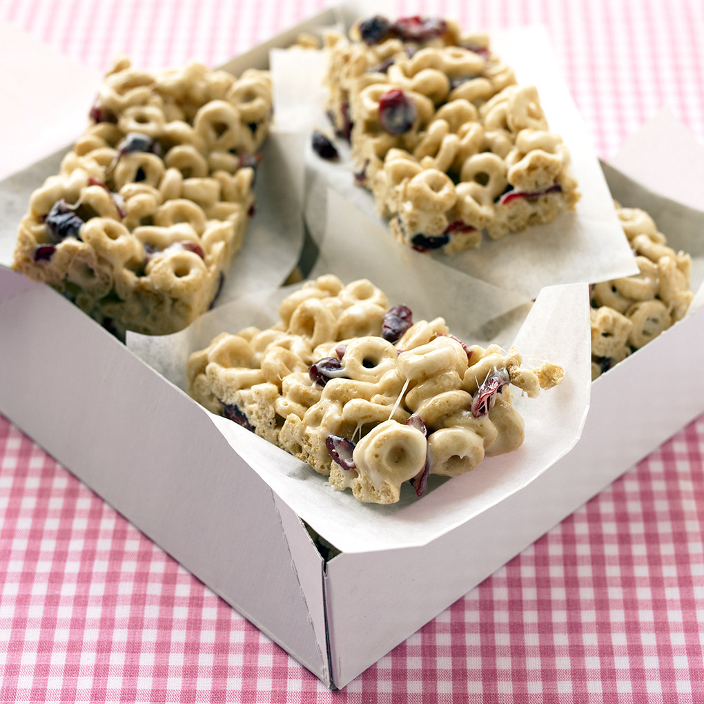 Cranberry oat cereal bars ccuart Choice Image