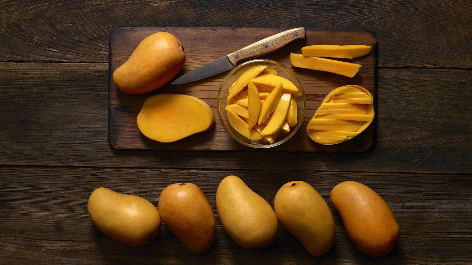 The Honey Mango Is The Newest Fruit In Town Sort Of