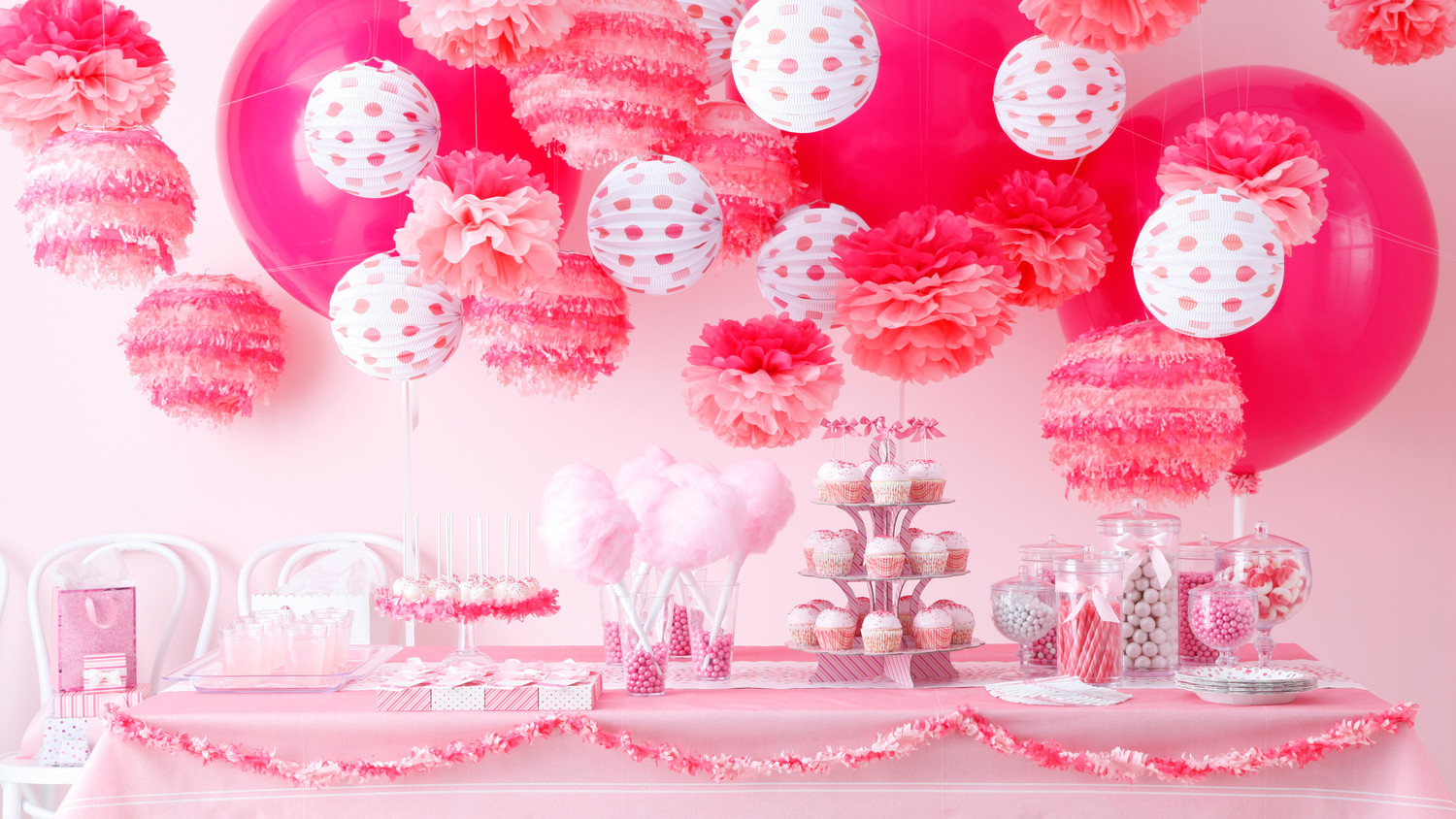 Party Colors Amp Themes Martha Stewart