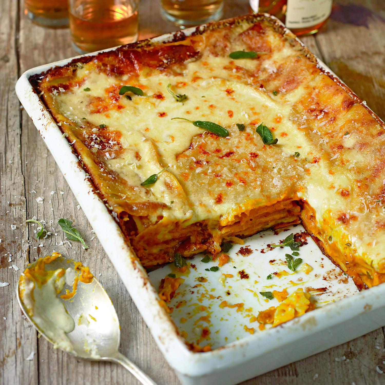 How to make homemade lasagna sheets