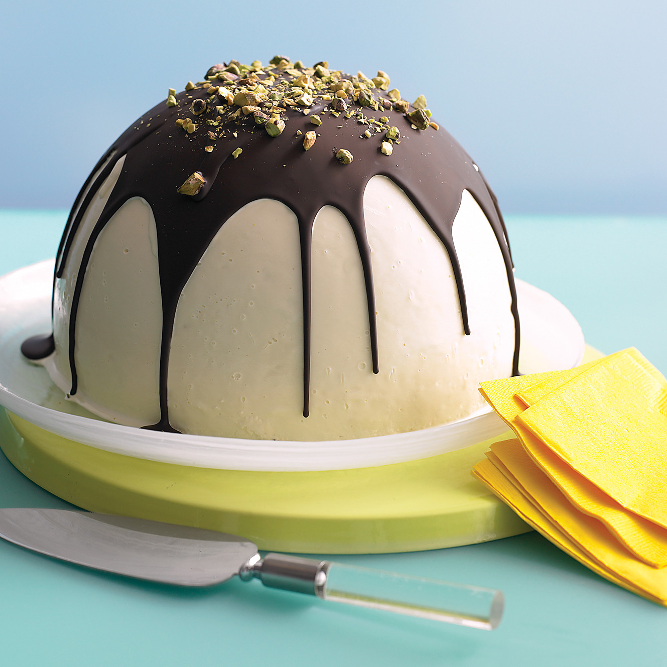 Banana Split Bombe