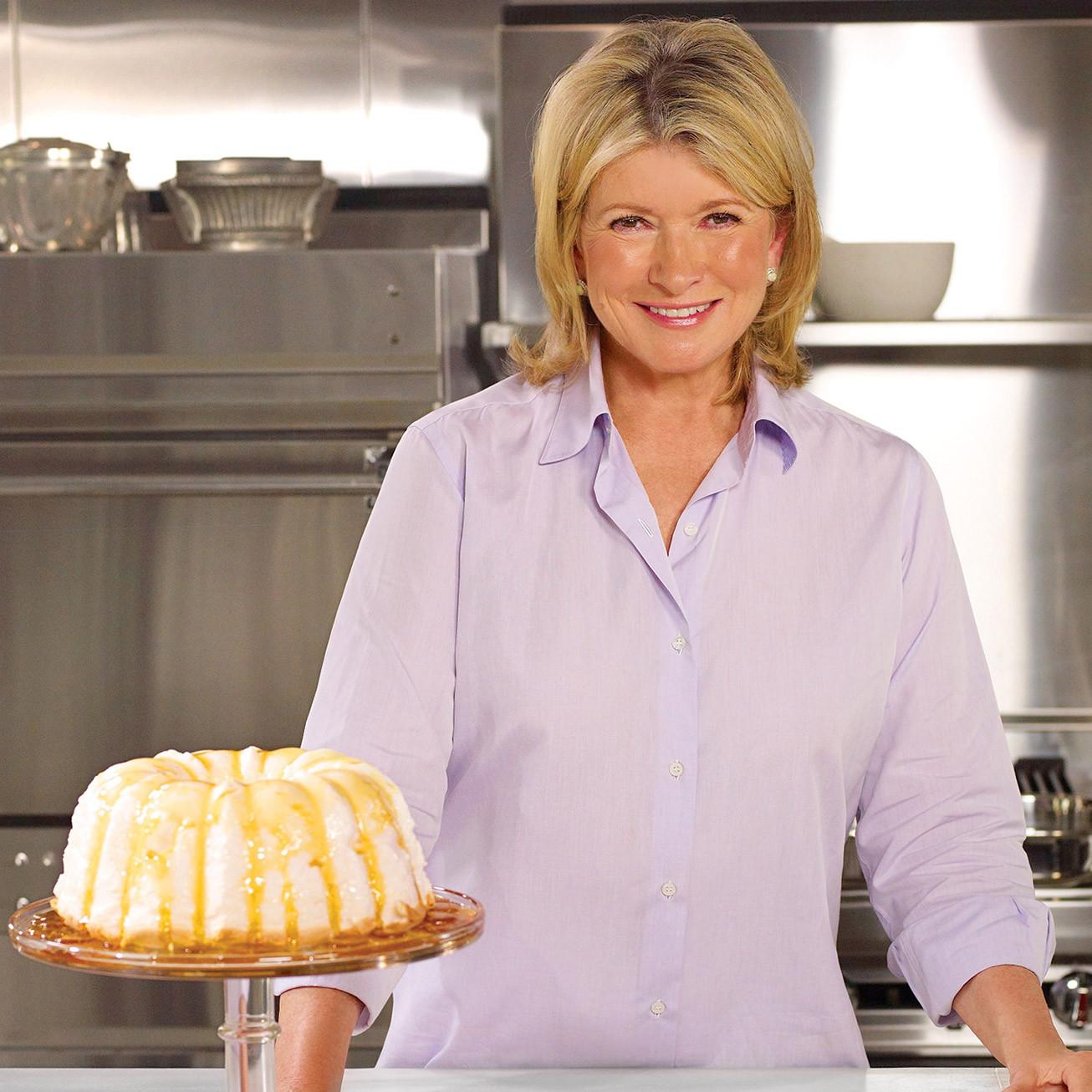 Marthastuart Marthastuart: Martha's Birthday Cake Was This Spectacular French Dessert
