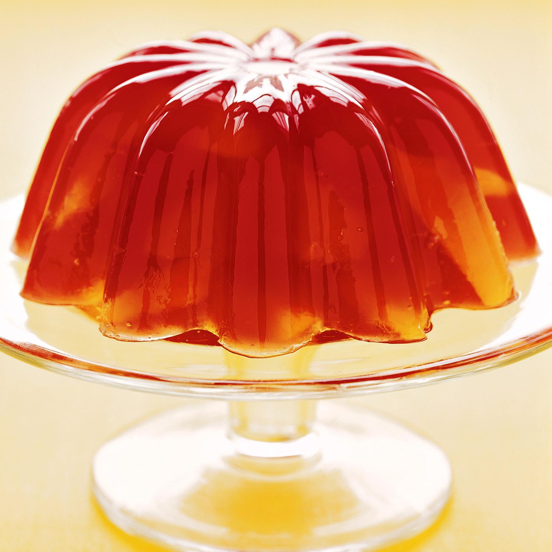 Cranberry-Orange Gelatin