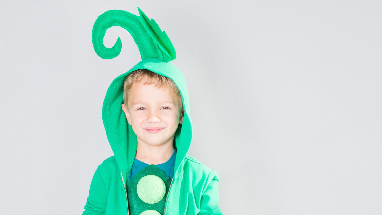 Peapod Costume