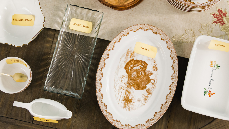 Harvest Dinnerware & Serveware
