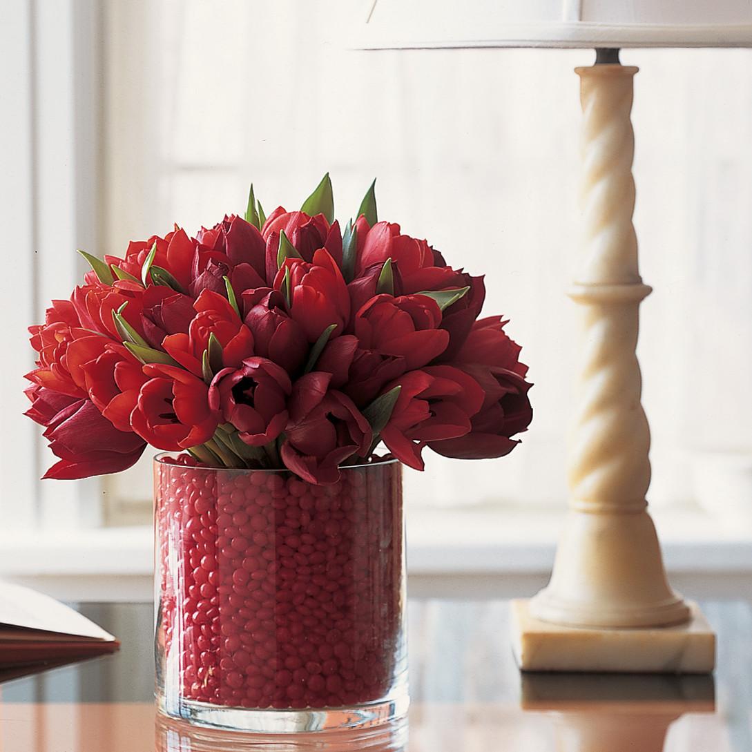 Candy and Tulip Bouquet | Martha Stewart
