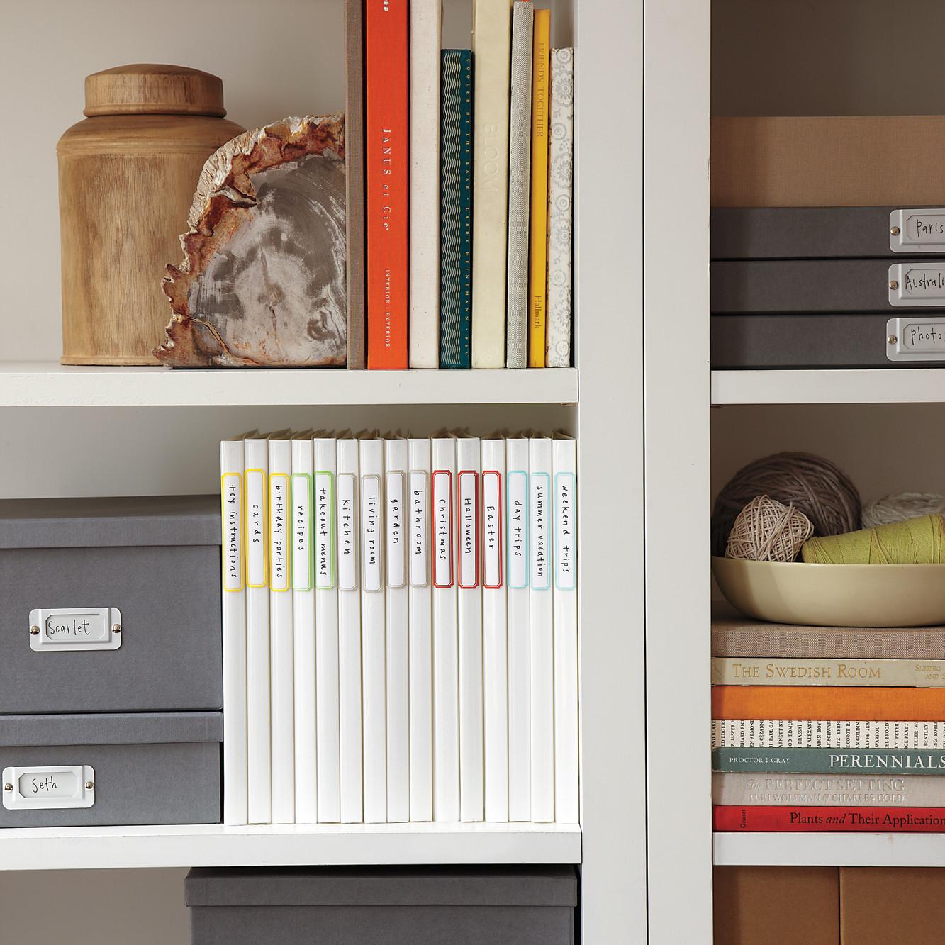 Dorable Martha Stewart Home Office Binder Images - Home Decorating ...