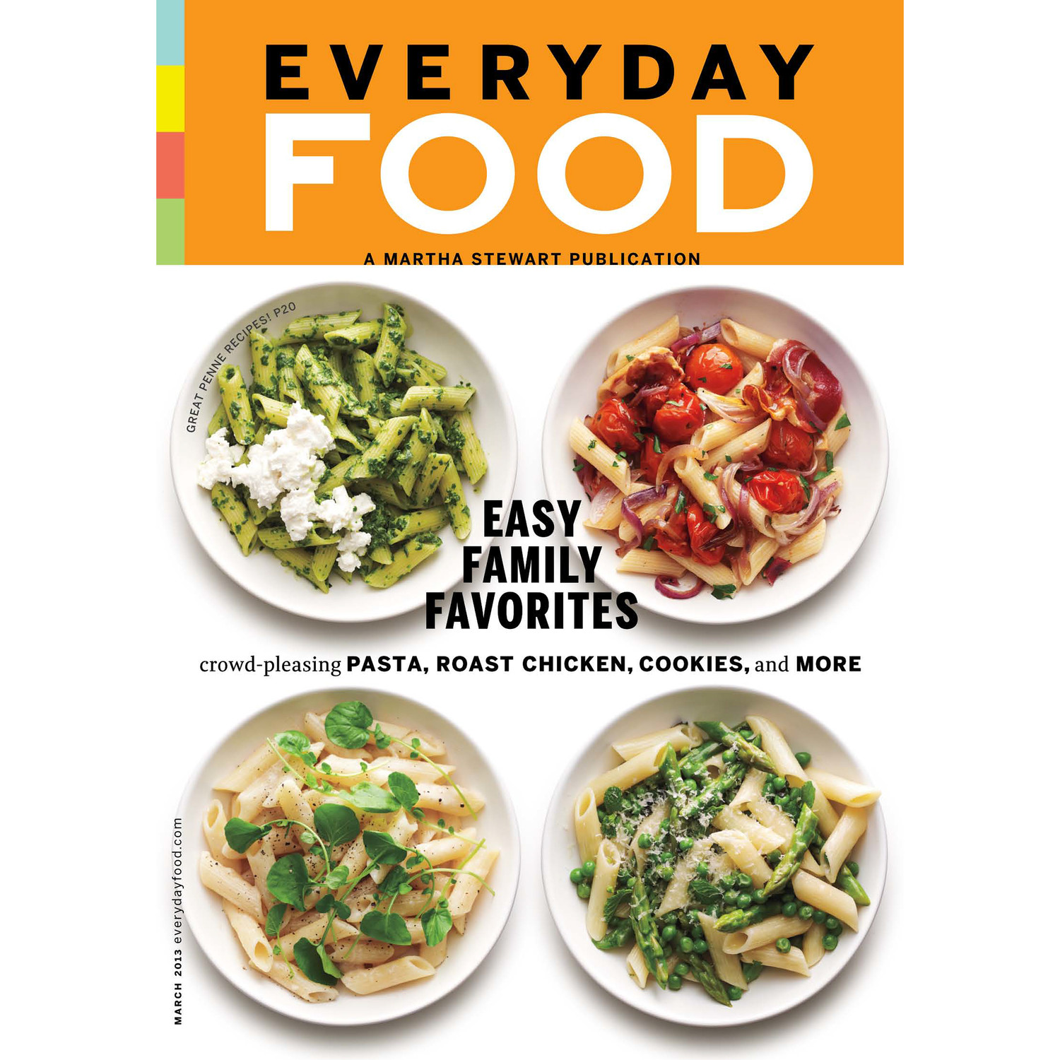 Everyday food may 2013 martha stewart forumfinder Choice Image