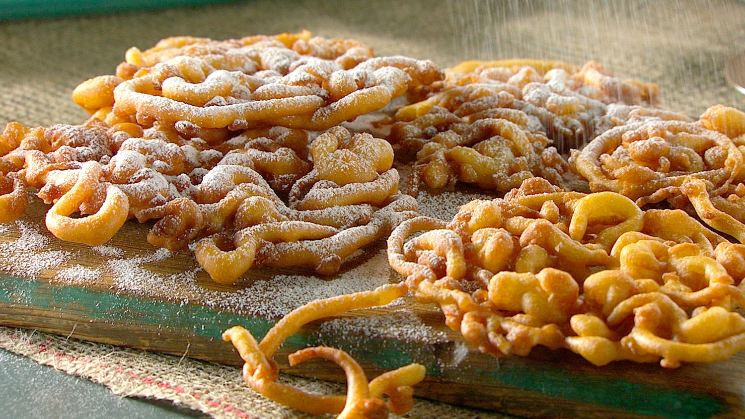 Light Funnel Cake Recipe